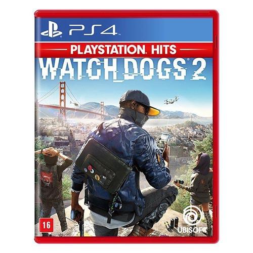 Jogo Watch Dogs 2 Hits - Playstation 4 - Ubisoft